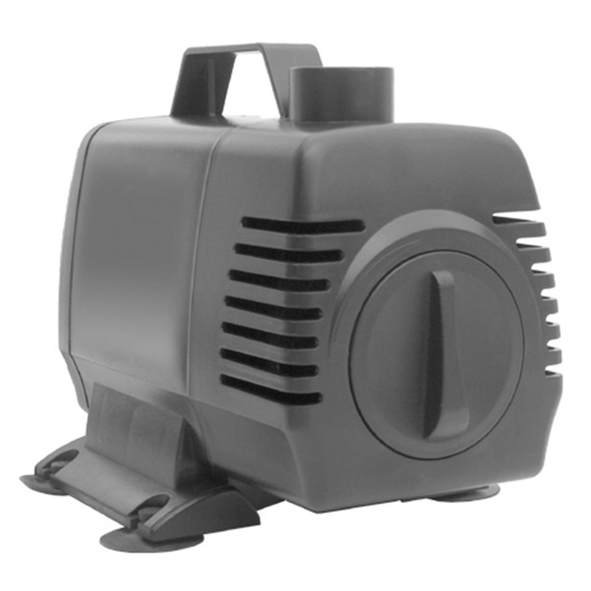 Smart Solar™ Infinity Magnetic 2250 gph Pond Drive In-Line / Submersible Pump