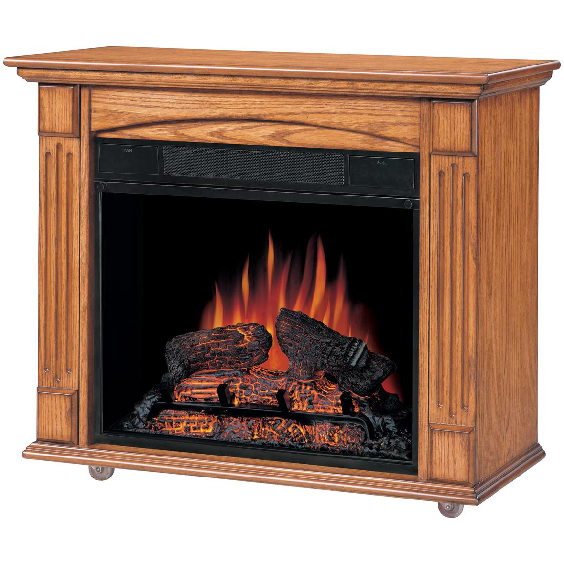 Classic Flame Lancaster Electric Fireplace 167653 Fireplaces At Sportsman 39 S Guide