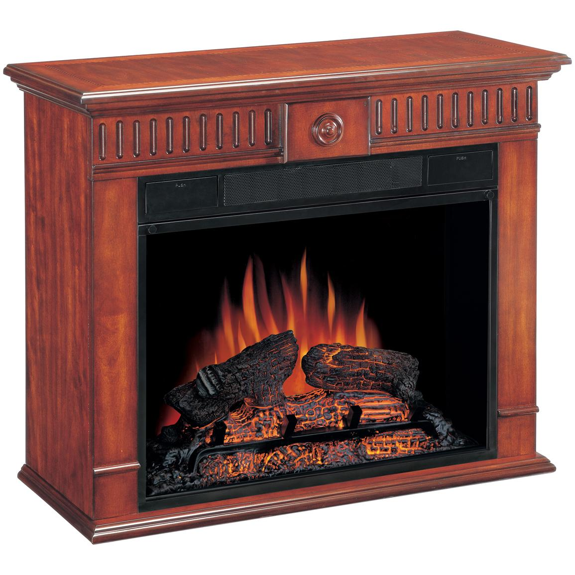 Classic Flame Strasburg Electric Fireplace