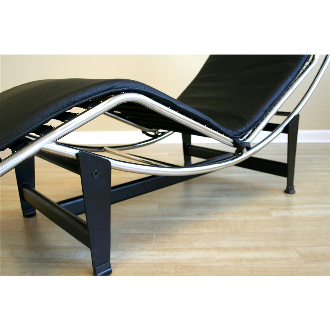 Wholesale interiors le corbusier chaise lounge chair for Camo chaise lounge