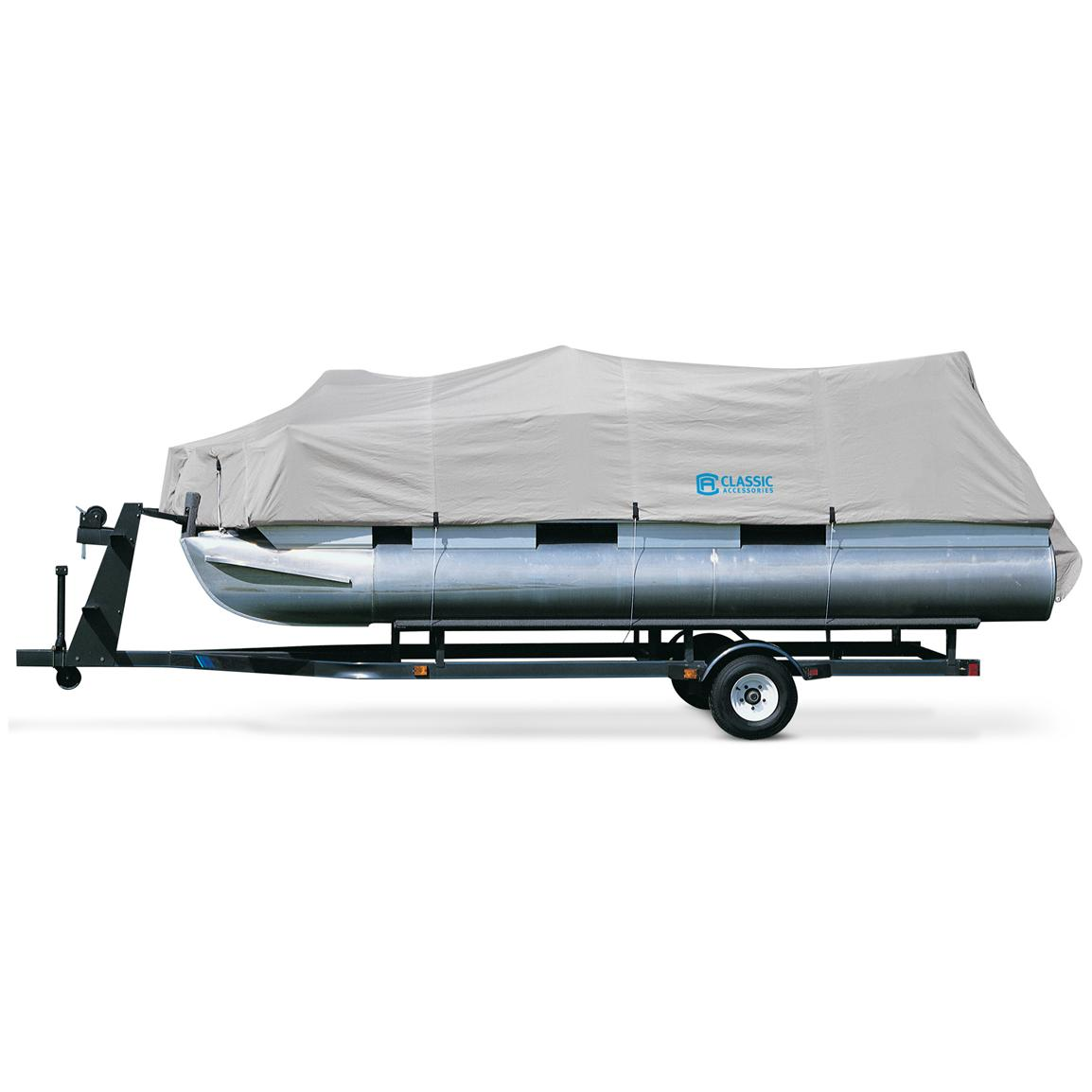 Classic Accessories® Hurricane™ Pontoon Cover