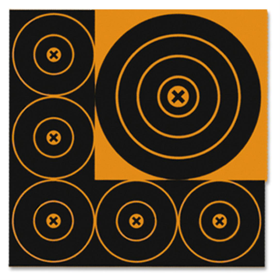 "Dirty Bird® 4"" and 8"" Big Burst™ Targets, 15-Pack and 3-Pack"