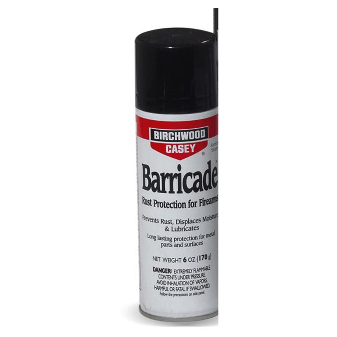 Birchwood Casey Barricade Rust Protection for Firearms, Aerosol