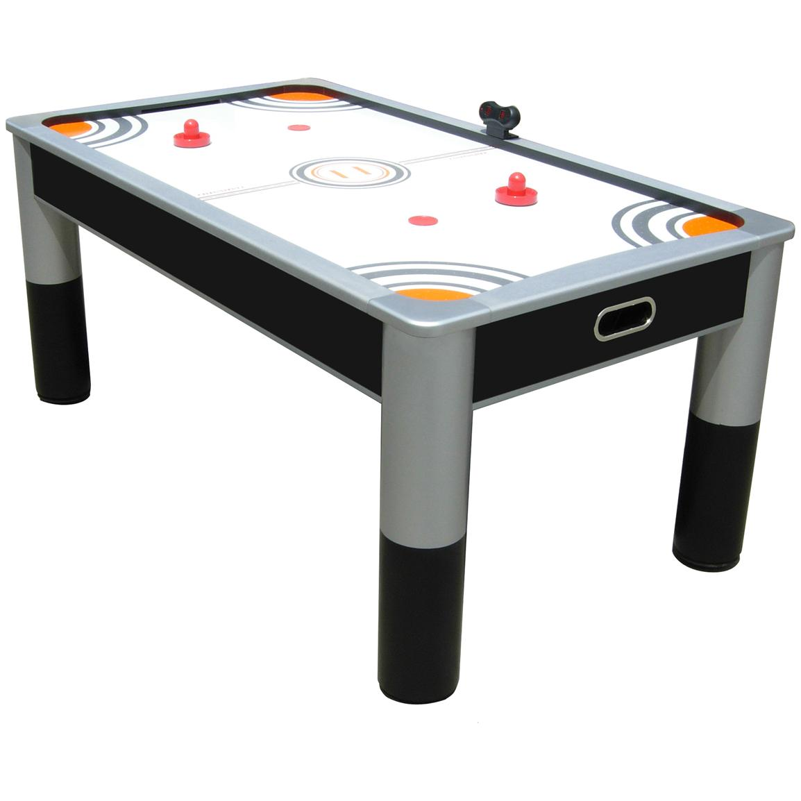 Harvard® Action Arena 6' Air-Powered Hockey Table