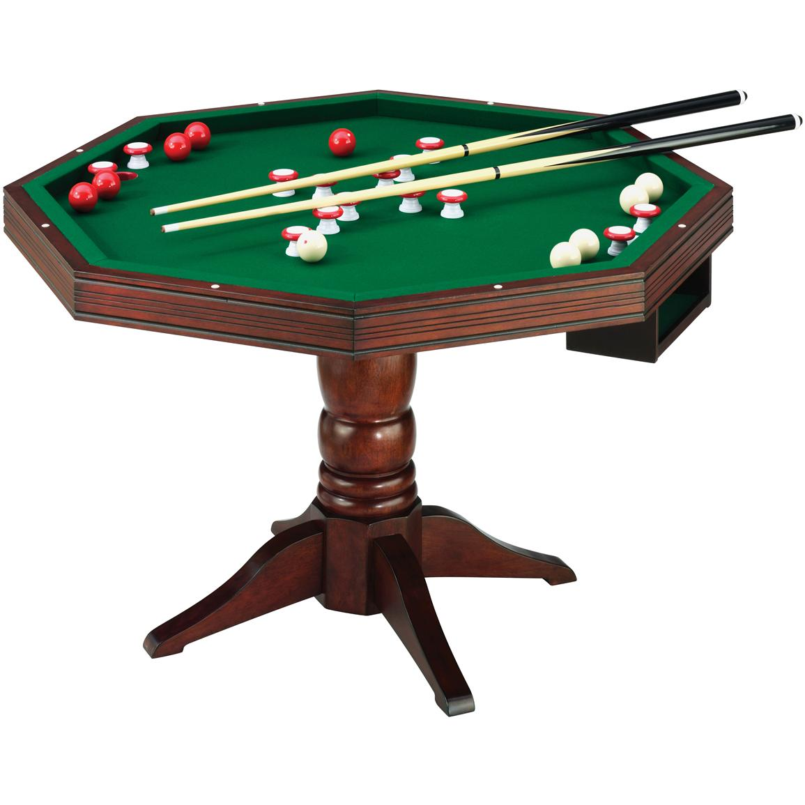 Harvard bumper maxx 3 in 1 game table 171598 at for How to play fish table game