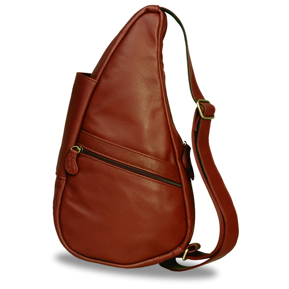 These all-purpose backpacks come in two-strap styles, both padded and unpadded, that sit comfortably on your back to prevent neck and shoulder pain. Shop backpack purses in different shapes, sizes and colors; and find a bag that styles well with casual jeans or dress for school or a weekend getaway.