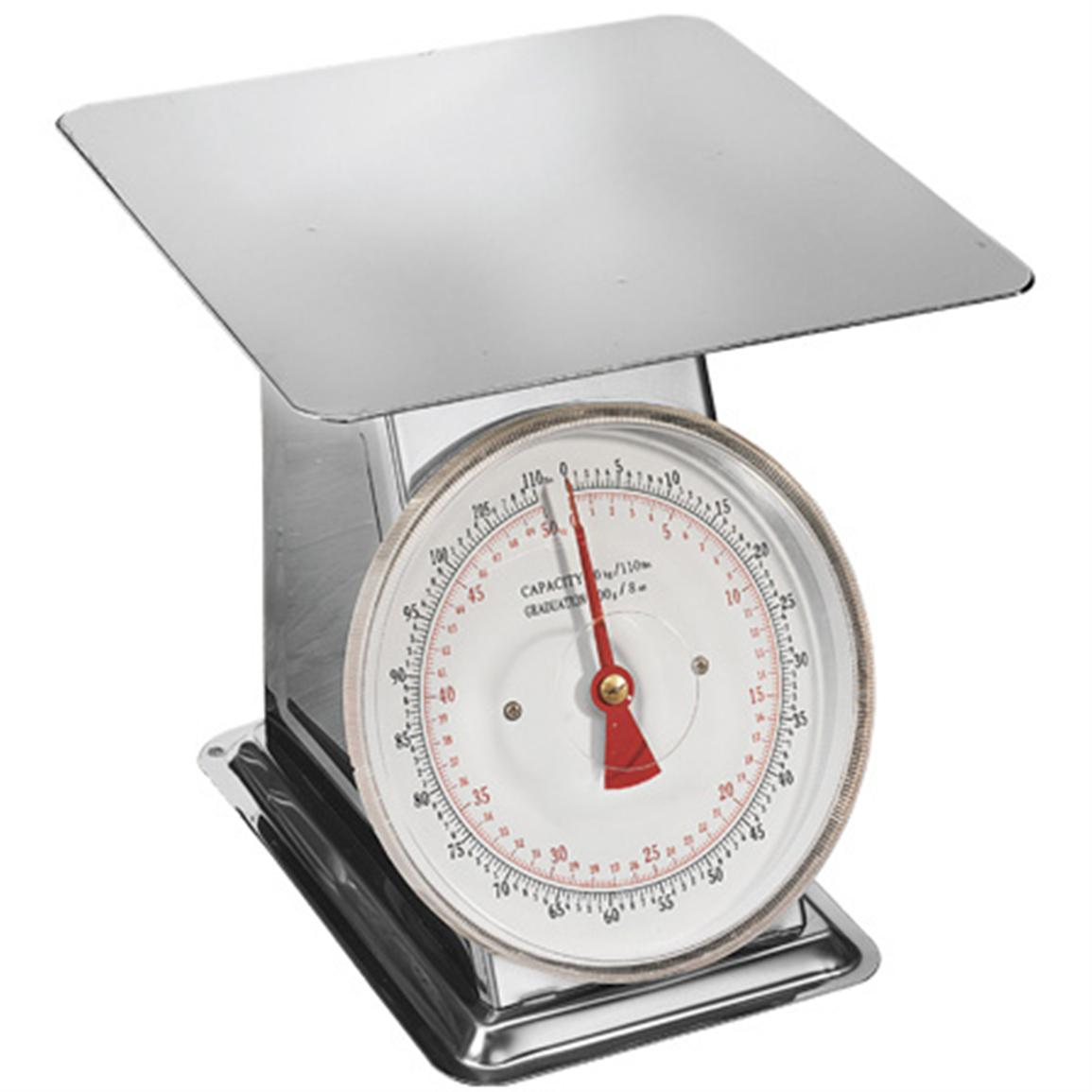 Weston Brand 110-lb. Dial Scale