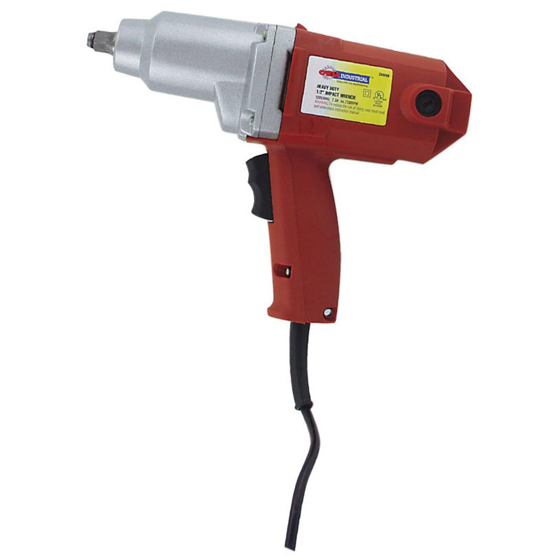 "OEM® 1/2"" Drive Electric Impact Wrench"