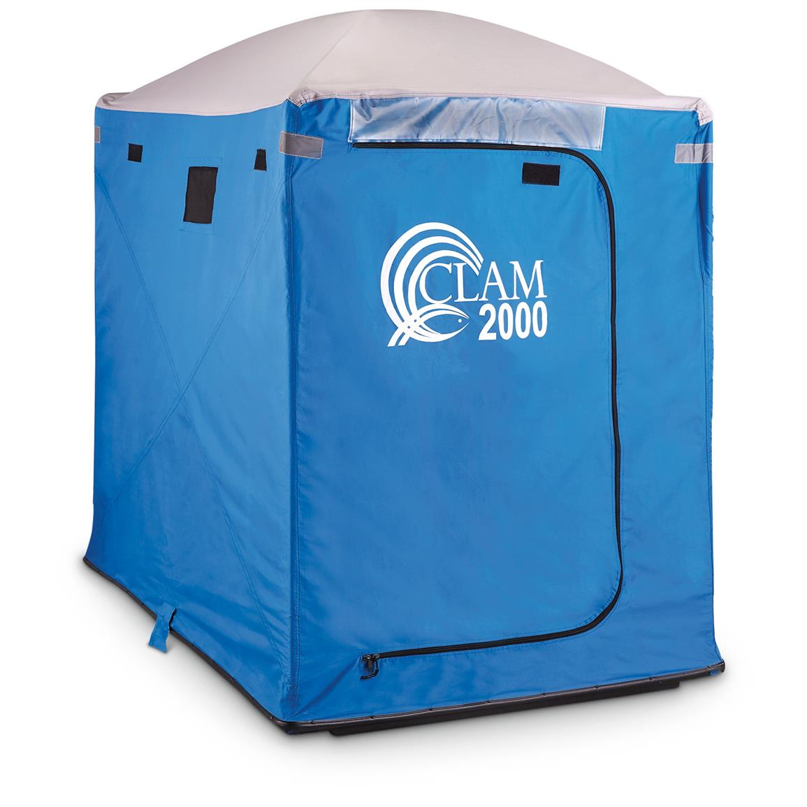 Clam 2000 Cabin 2-man Icefishing Shelter