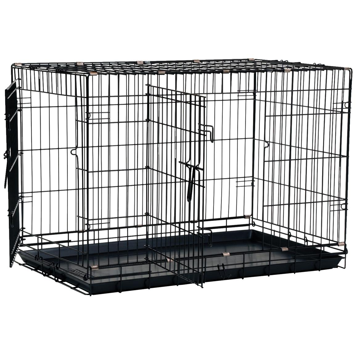 Precision Pet® Black Great Crate™