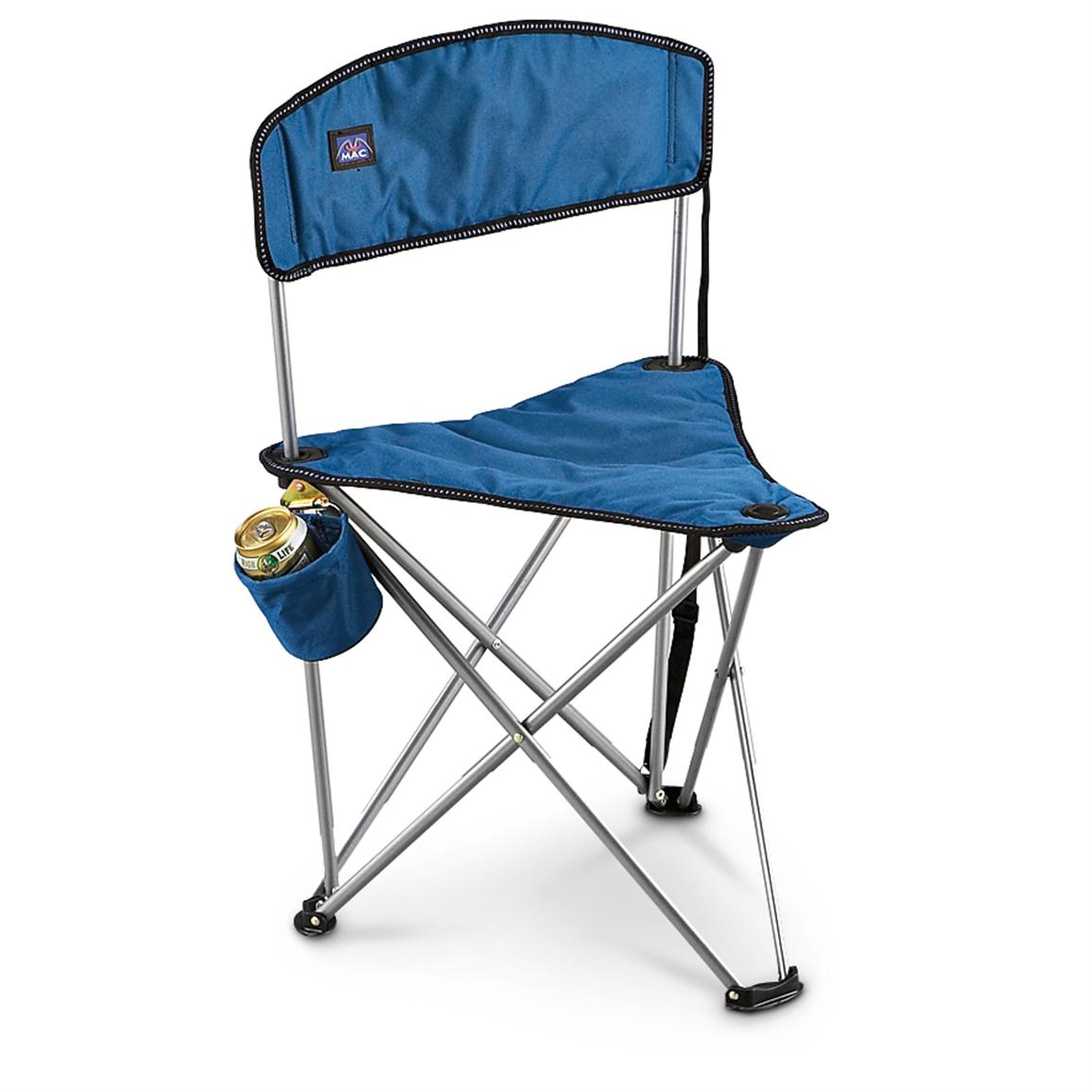 Mac Sports 174 Padded Tripod Chair 174813 Chairs At