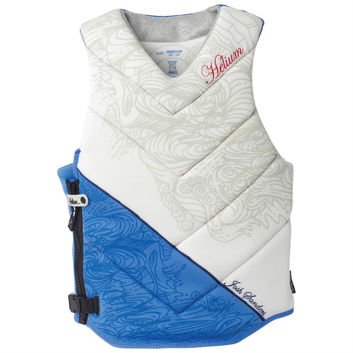 auto manual inflatable life vest