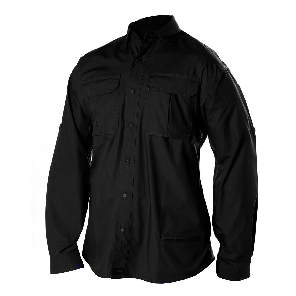 BLACKHAWK!® Warrior Wear™ Tactical Shirt, Black
