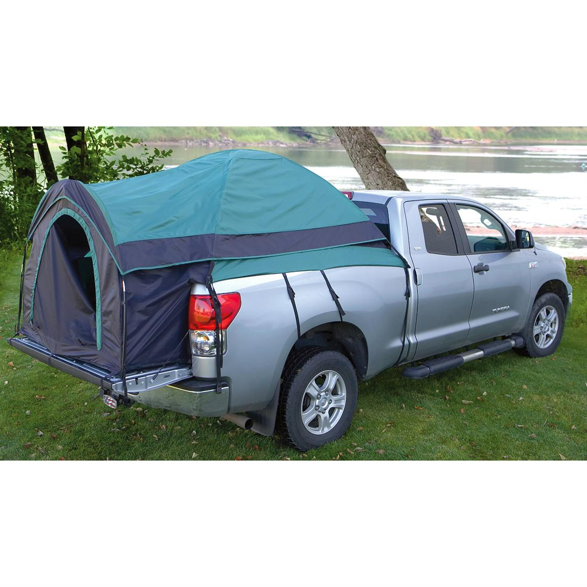 Guide Gear Full Size Truck Tent •  With Rainfly