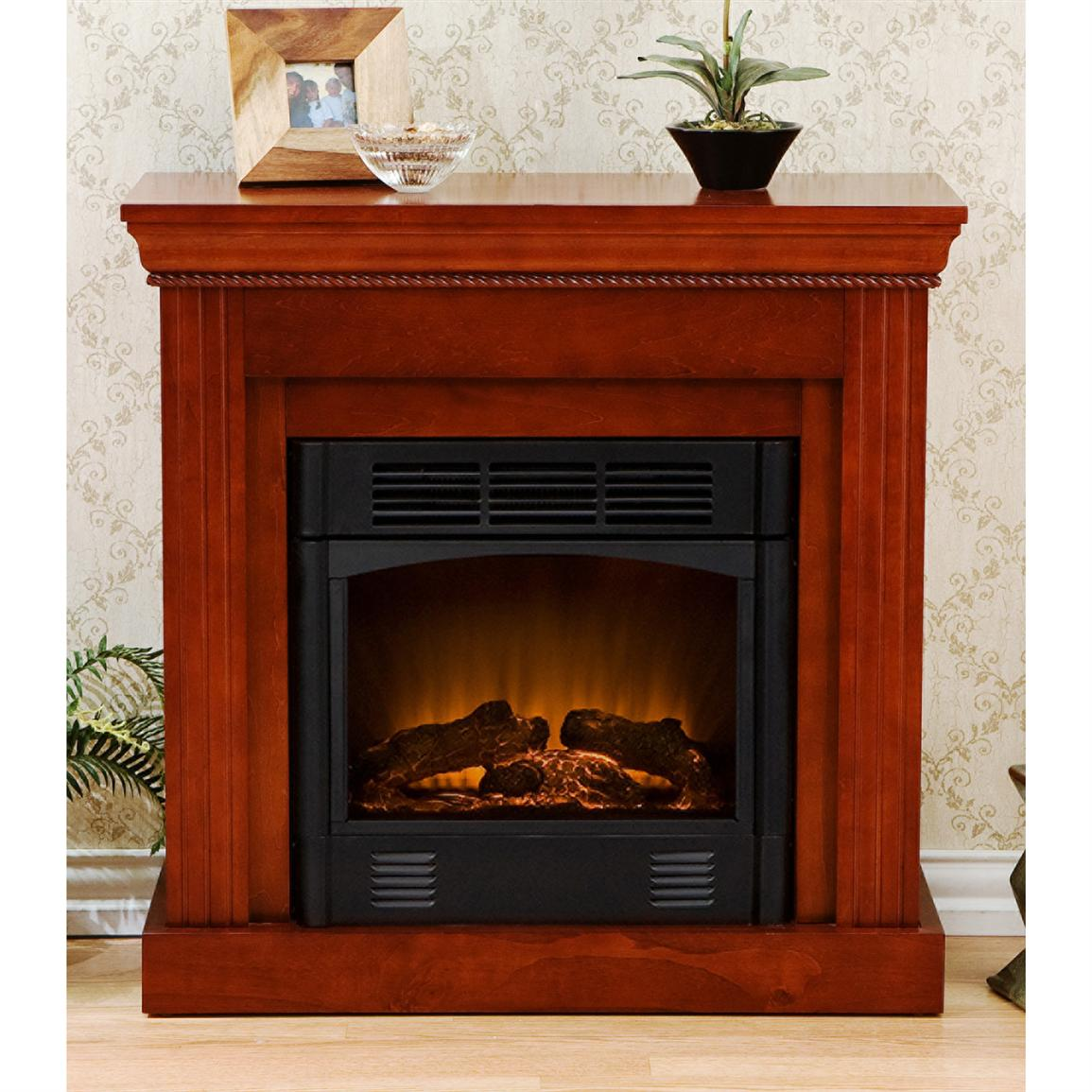Southern Enterprises Inc Walden Electric Fireplace 176142 Fireplaces At Sportsman 39 S Guide