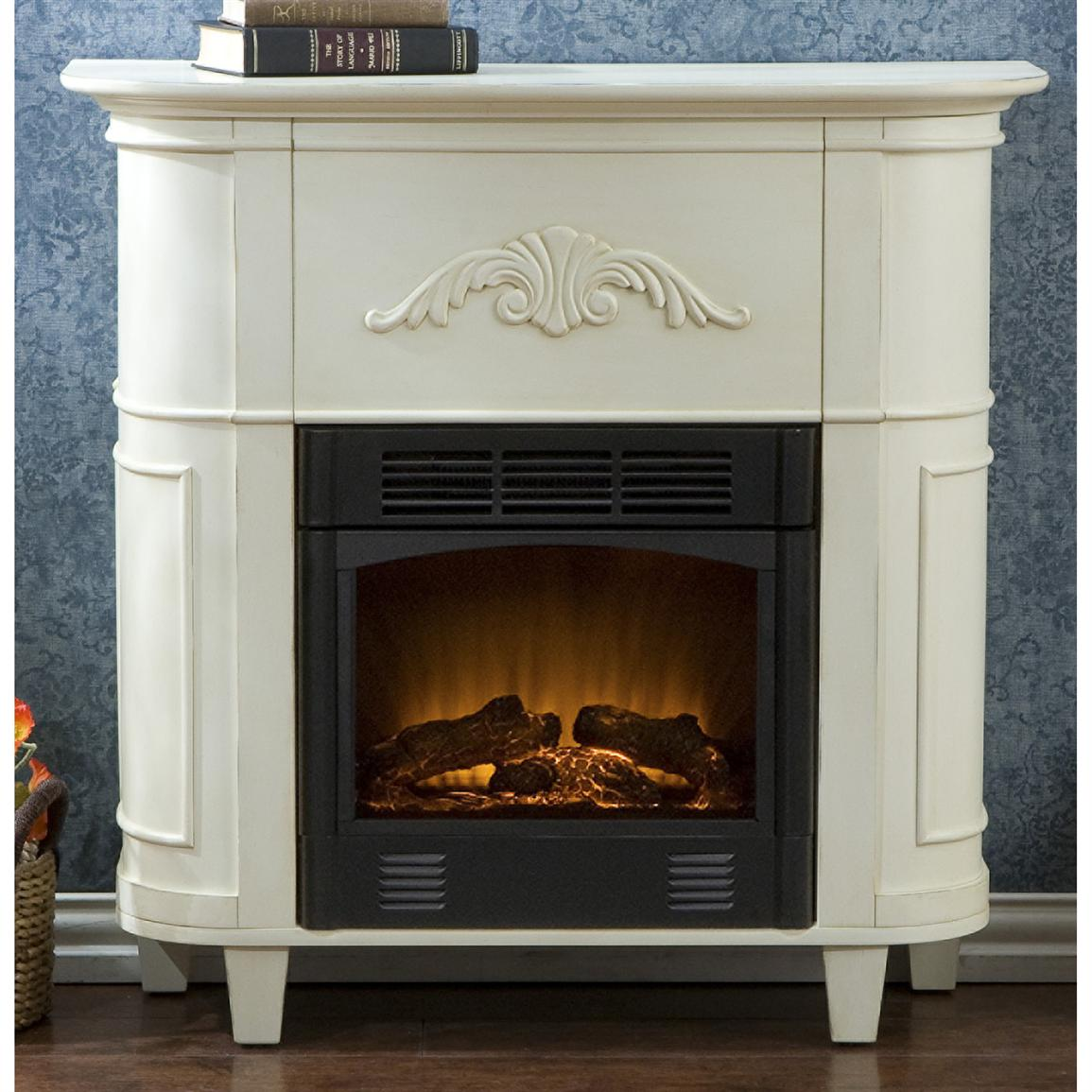 Southern Enterprises Inc Mayfair Petit Electric Fireplace 176145 Fireplaces At Sportsman 39 S