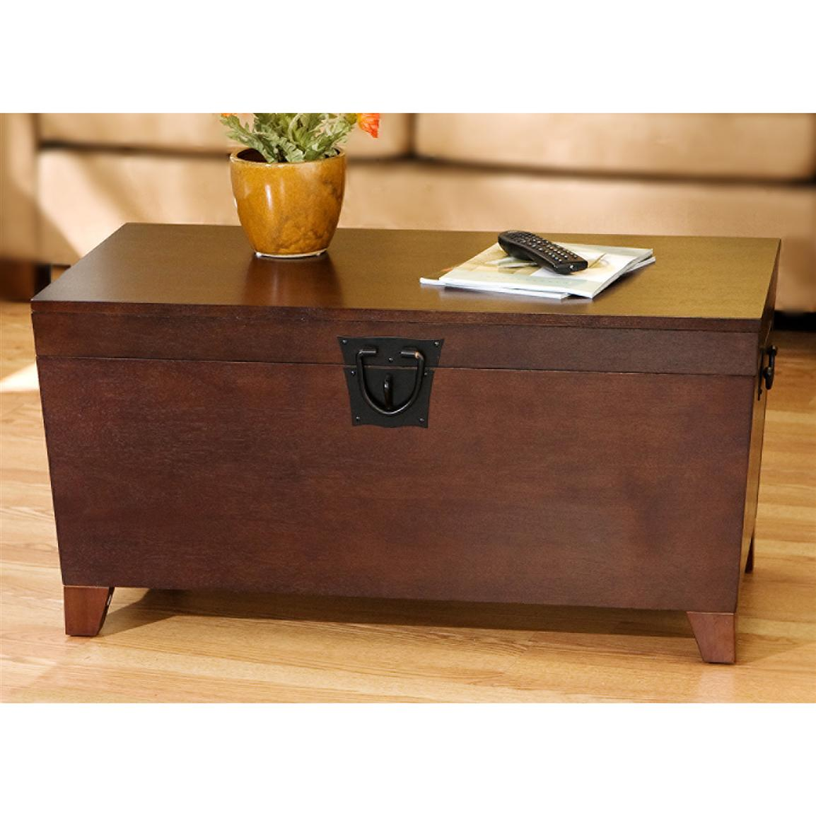 Holly & Martin™ Dorset Trunk Cocktail Table