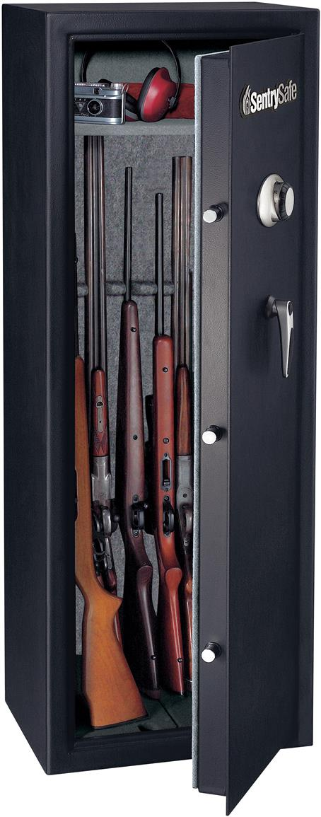 "Sentry Safe® 14-Gun 59"" Tall Safe with Combo Lock"
