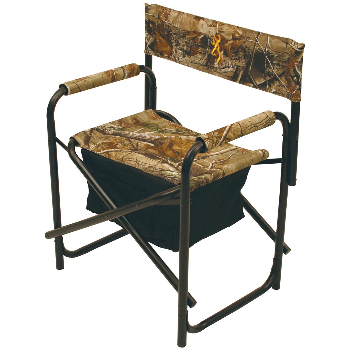Browning® Director's Chair Plus