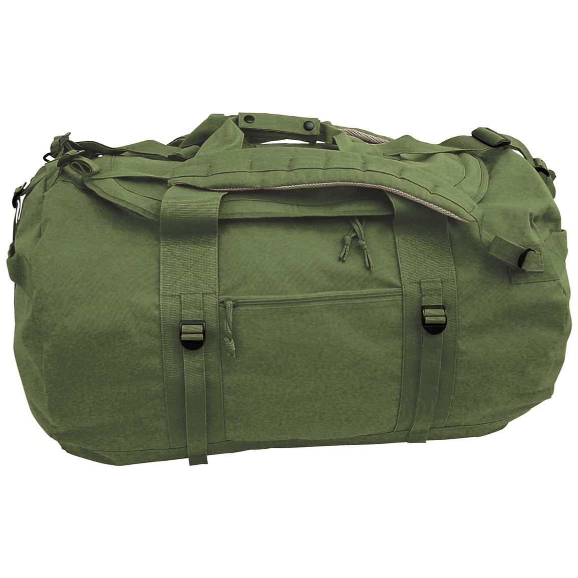 Voodoo Tactical™ Mammoth Deployment Bag, Olive Drab
