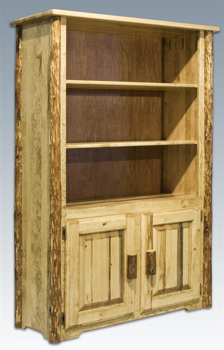 Montana Woodworks® Glacier Country Bookcase