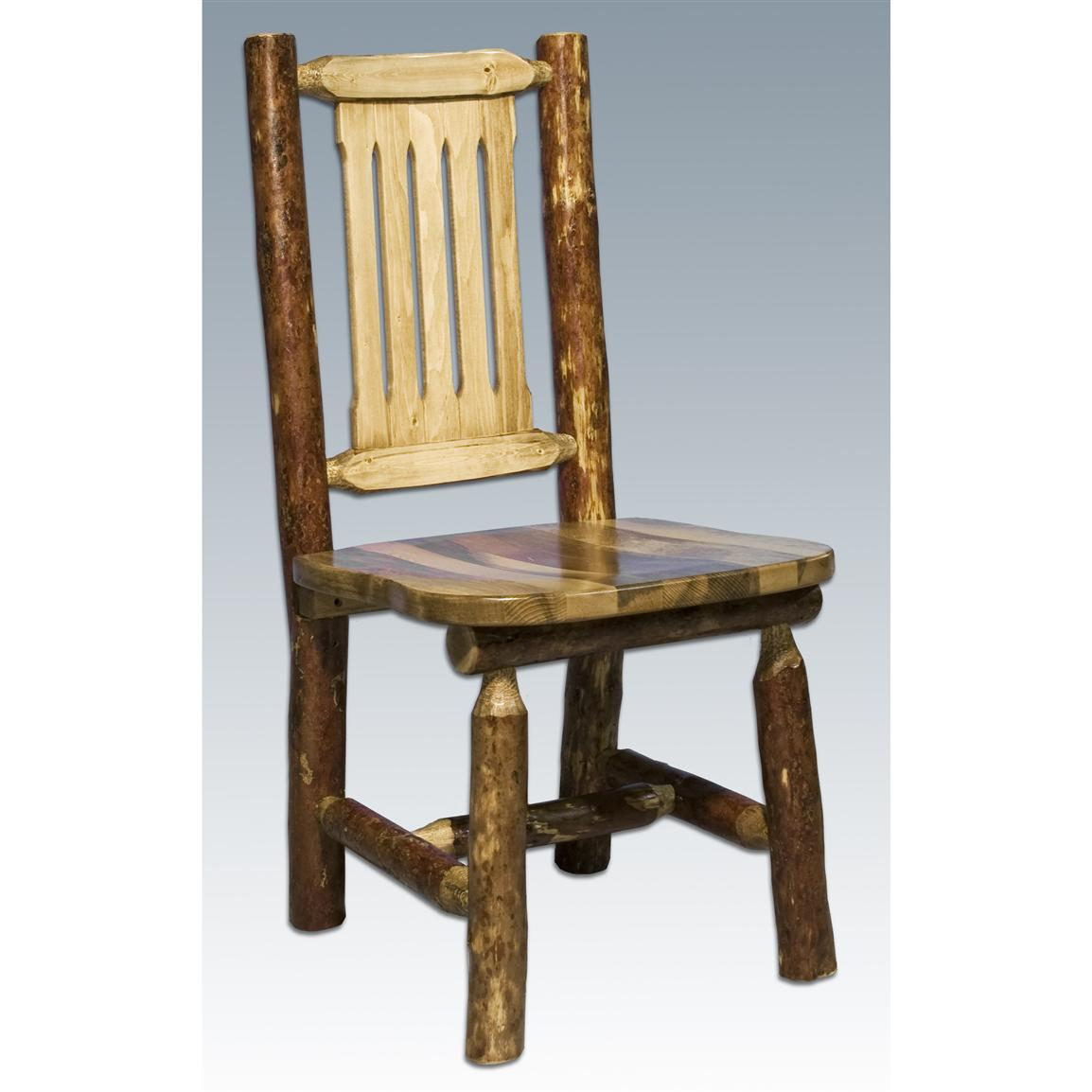 Montana Woodworks® Glacier Country Dining Chair