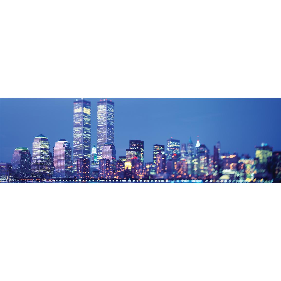 Vantage Point Concepts® Twin Towers - NYC Skyline National Geographic Window Graphics