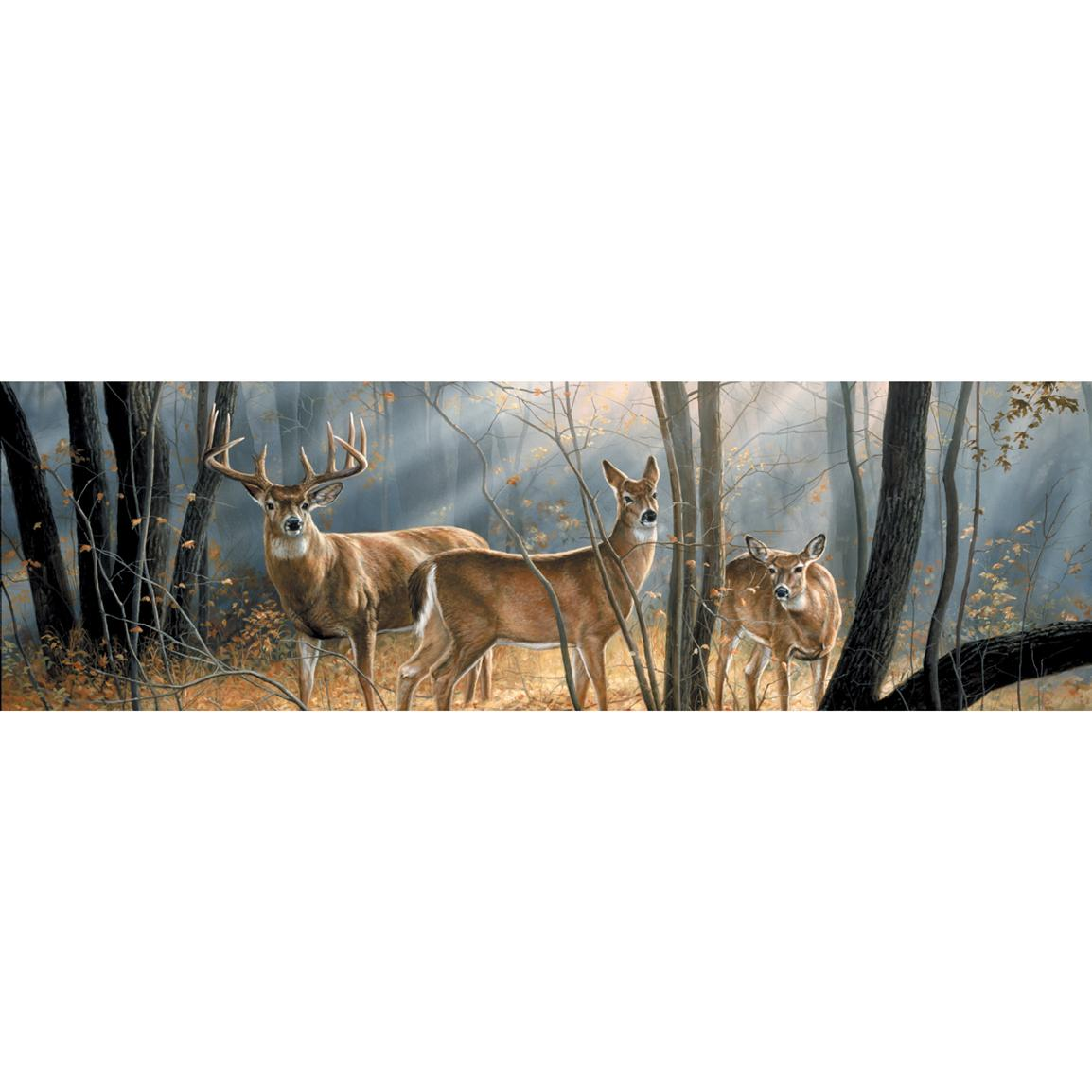 Wild Wings® Series Woodland Splendor-Deer Window Graphics from Vantage Point®