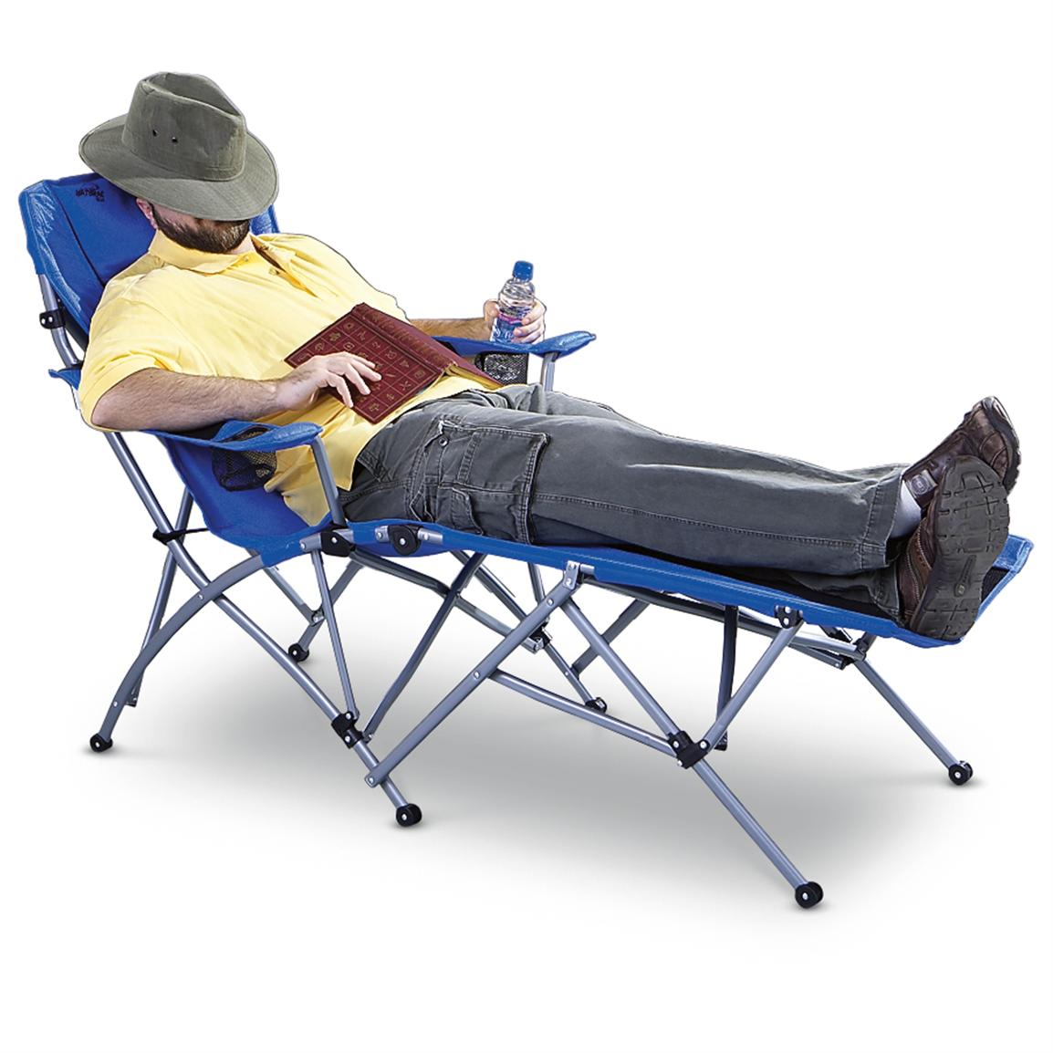 Folding Lounge Chair Chairs at Sportsman s Guide