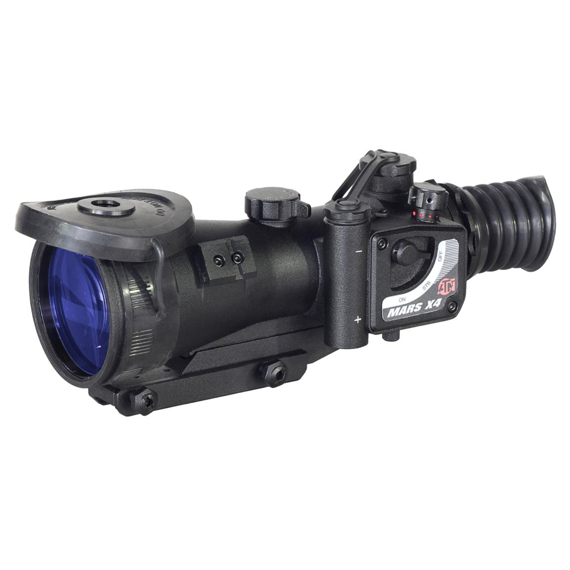 ATN MARS4x-WPT Night Vision Weapon Sight