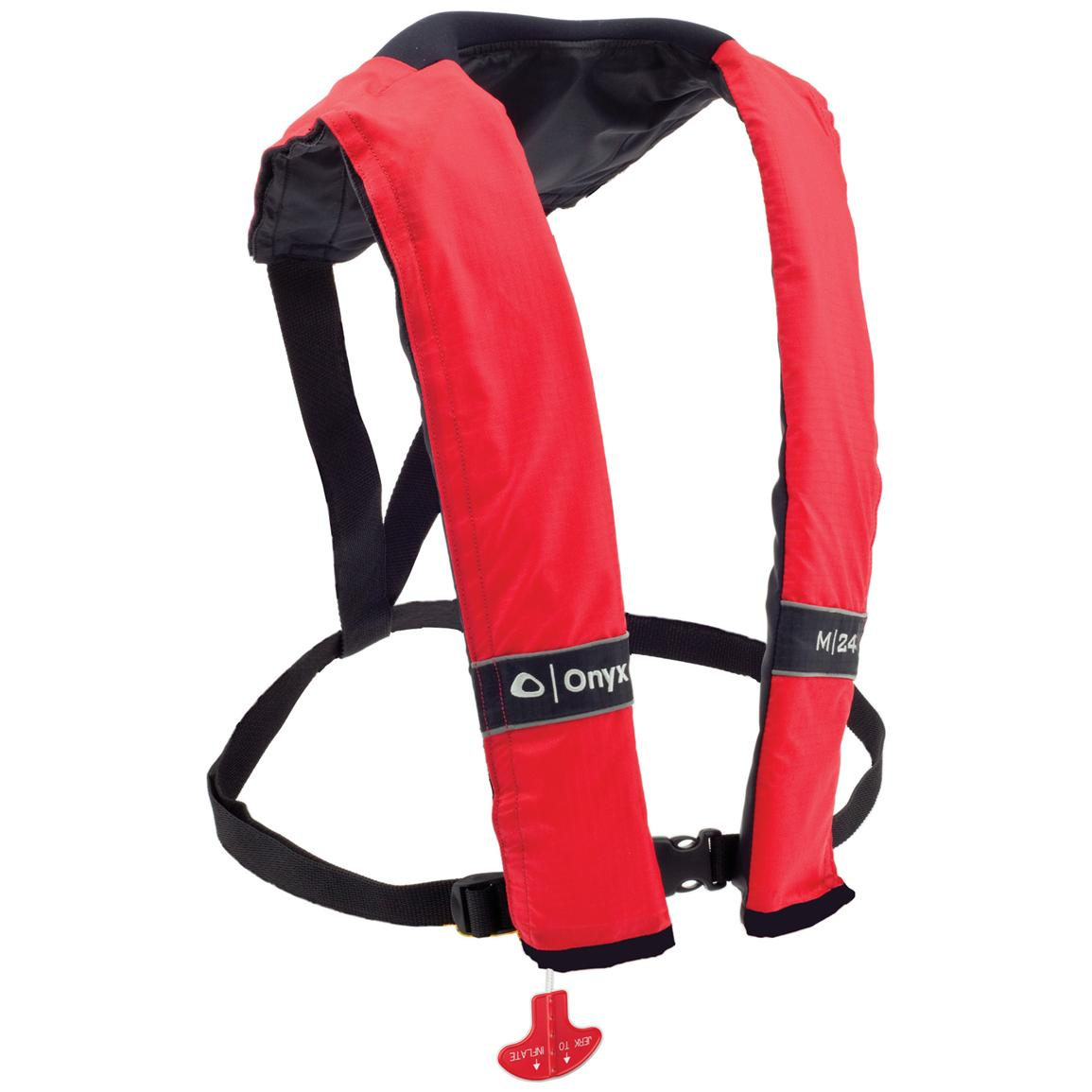 Onyx® 3100 M-24 Manual Inflatable PFD