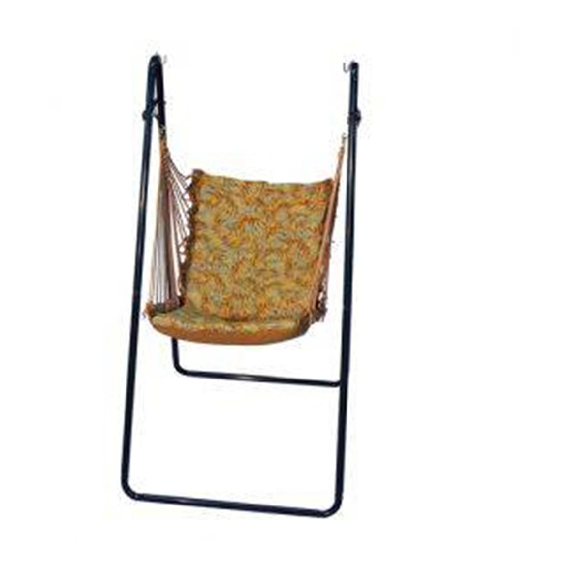 Algoma™ Swing Chair and Stand Combination, Polar Blue Print
