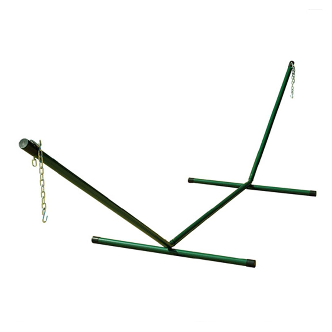 Algoma™ 12' Hammock Stand, Hunter Green