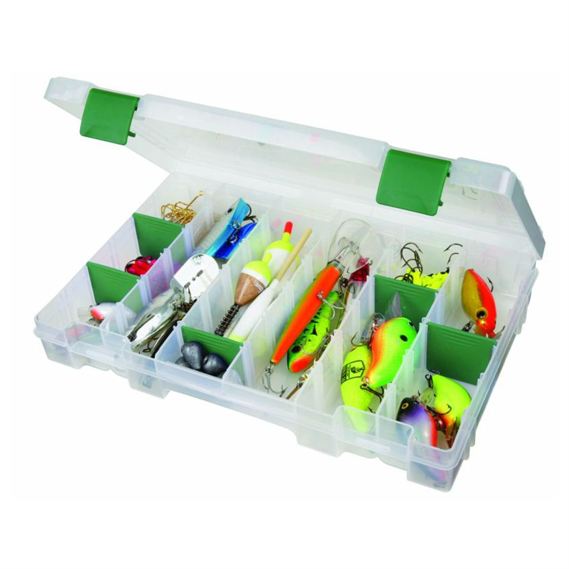 Flambeau® 4008 Bio Tuff 'Tainers® Tackle Box, Lures not included