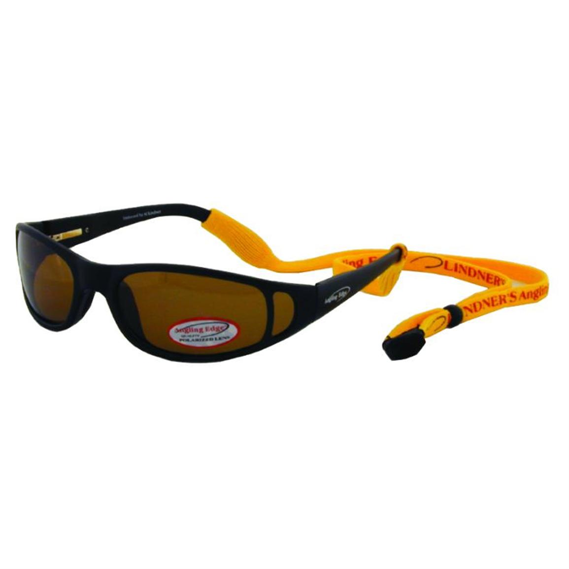 Brown polarized fishing sunglasses for Polarized fishing sunglasses