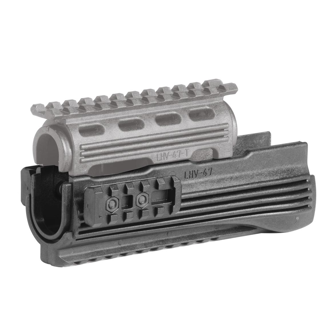 EMA® Polymer 3 Picatinny / Weaver Rails for Lower Handguard