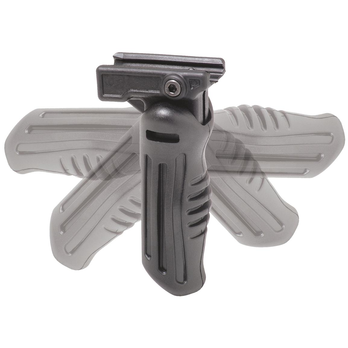 EMA® 5-position Folding Grip for Picatinny Rail