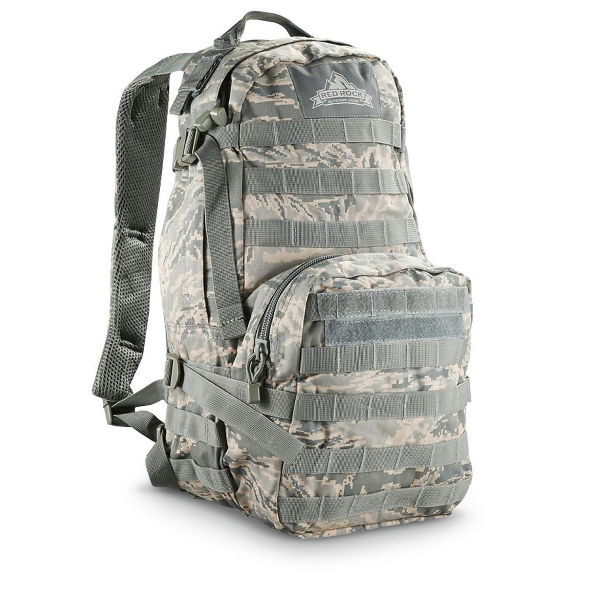 Red Rock Outdoor Gear™ Scout Assault Pack, Army Digital