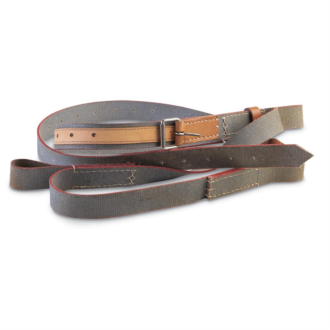 Used Swiss Military 10' Horse Pack Belt