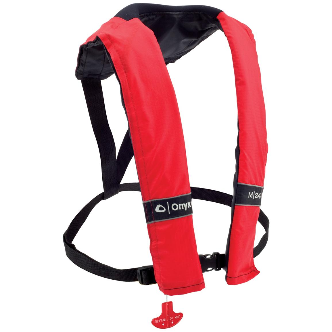 Onyx® 3100 M/24 Manual Stole Type V Inflatable PFD