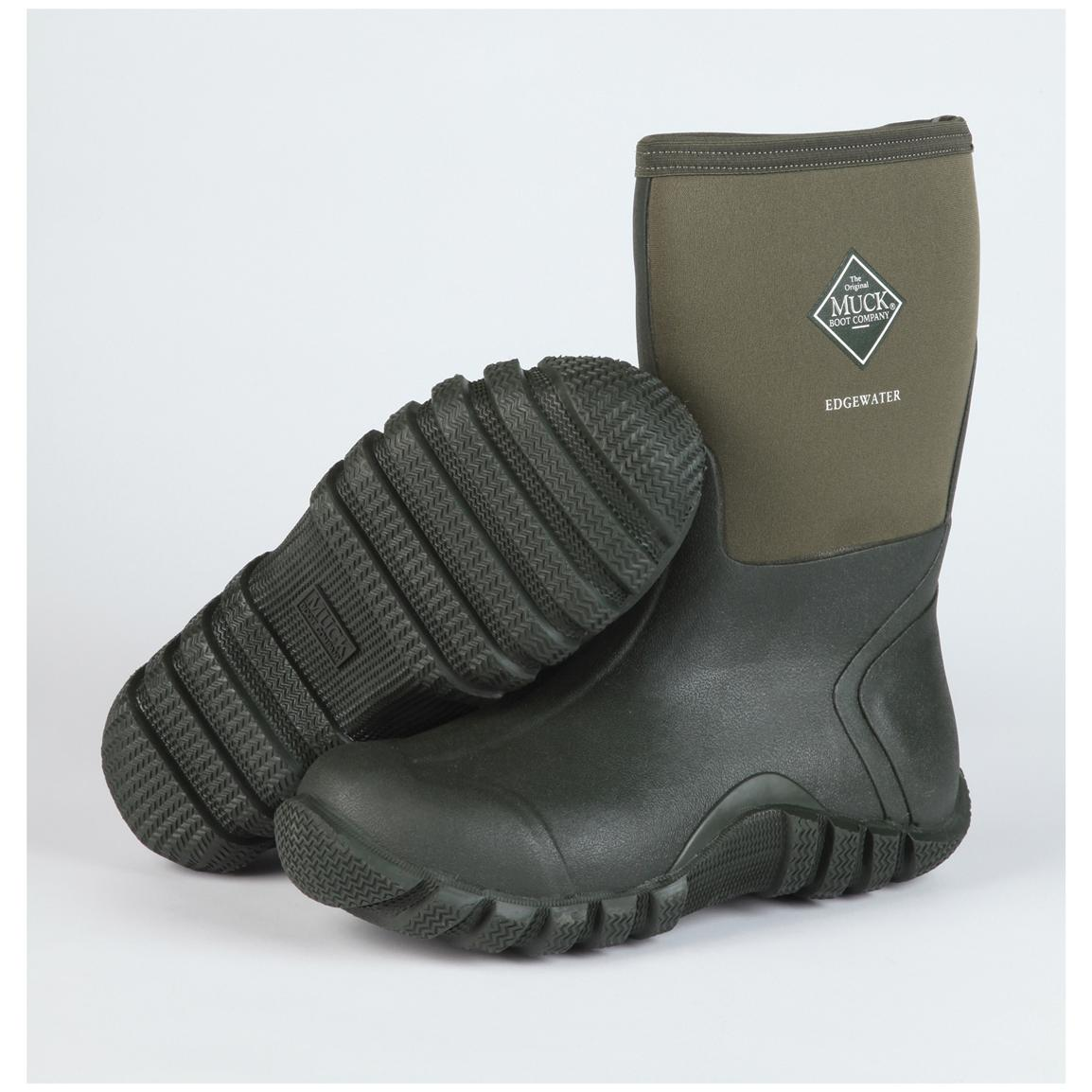 Men's Muck Boots™ Edgewater™ Mid Field Boots