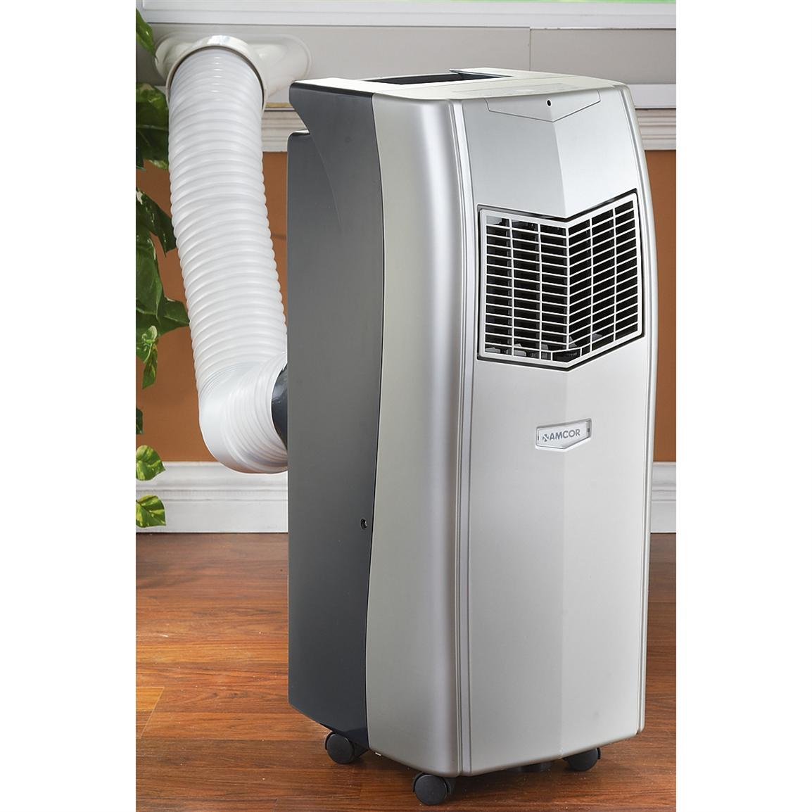 BTU Portable Room Air Conditioner With