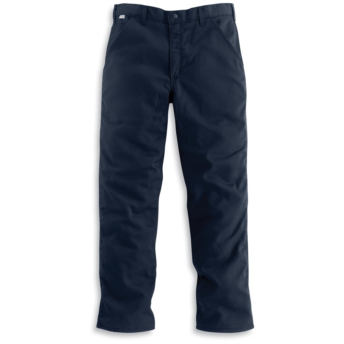 Men's Carhartt® Flame Resistant Workwear Twill Work Pants