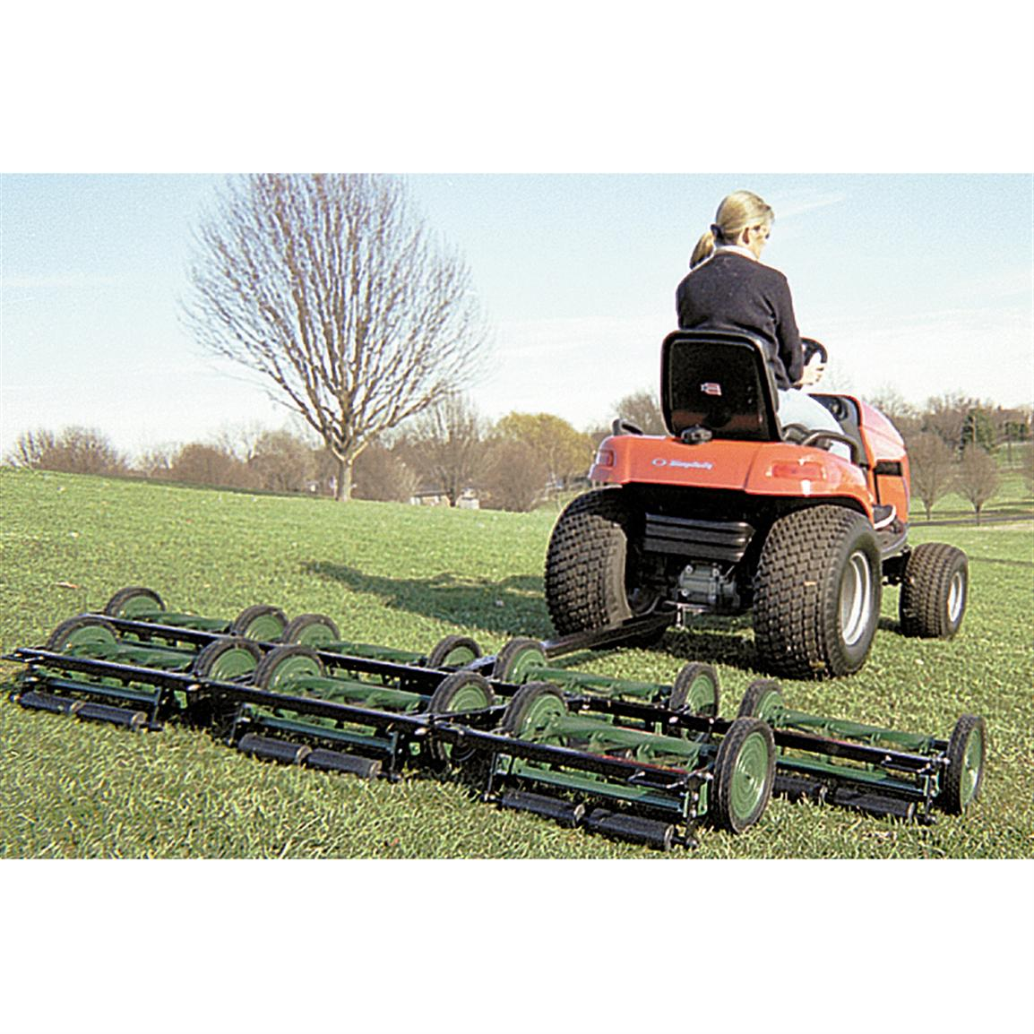 Great States® 4 foot Gang Reel Mower