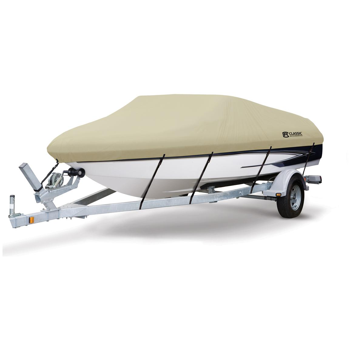 Classic Accessories® Dryguard™ Waterproof Boat Cover