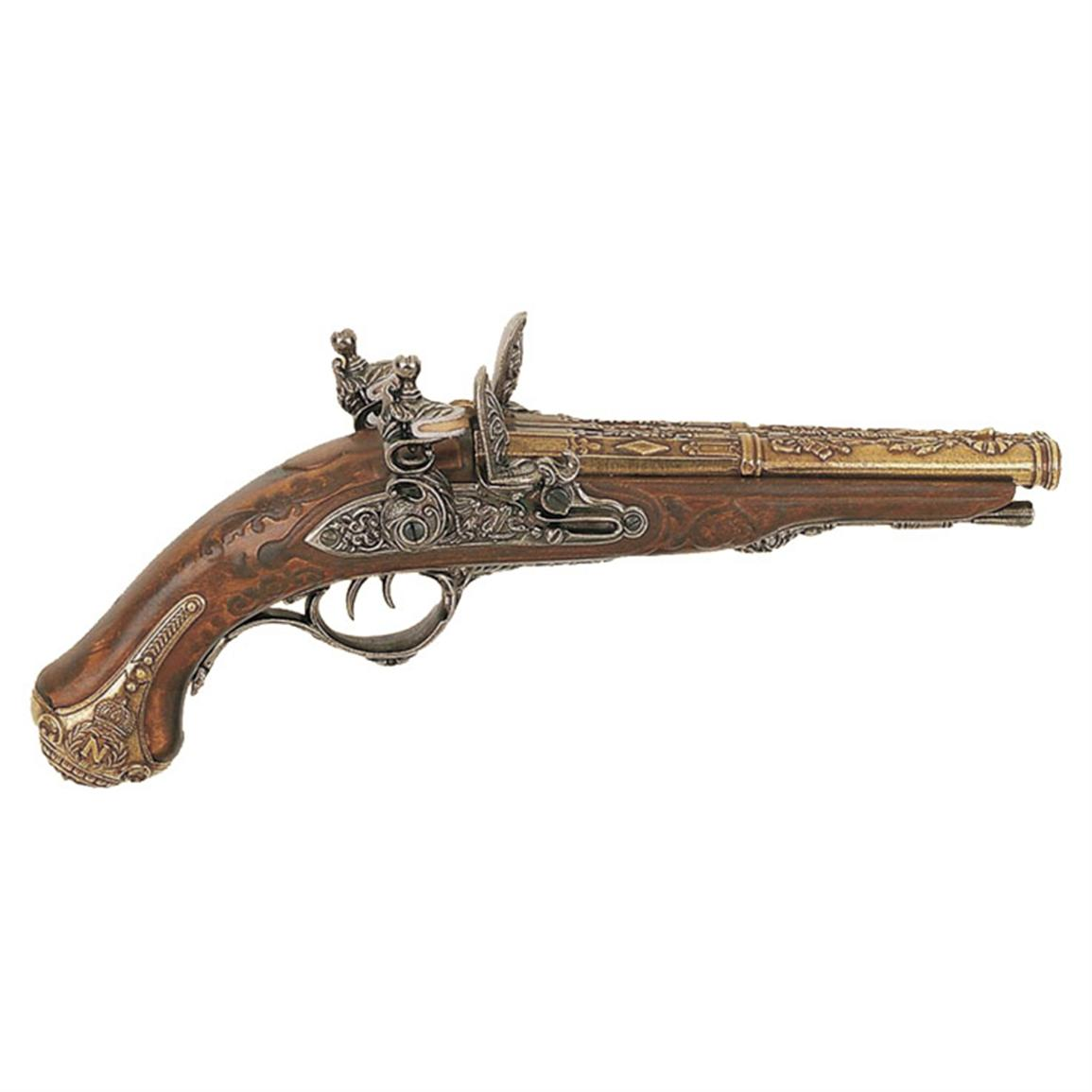 LMTD The Double-barrelled Pistol of Napoleon Replica