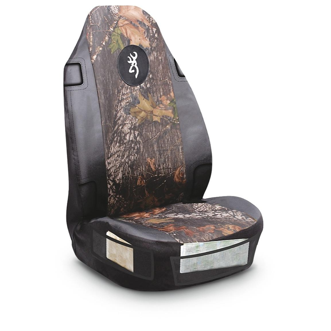 Camo Universal Bucket Seat Cover 185800 Seat Covers At