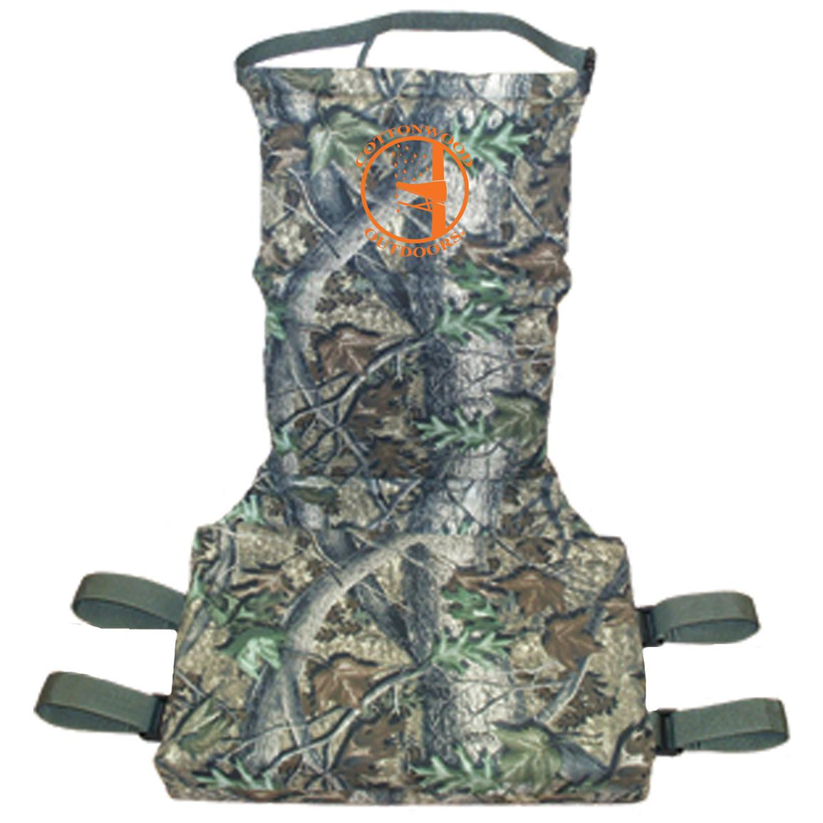 Cottonwood Outdoors® Weathershield Treestand Replacement Seat, Magnum