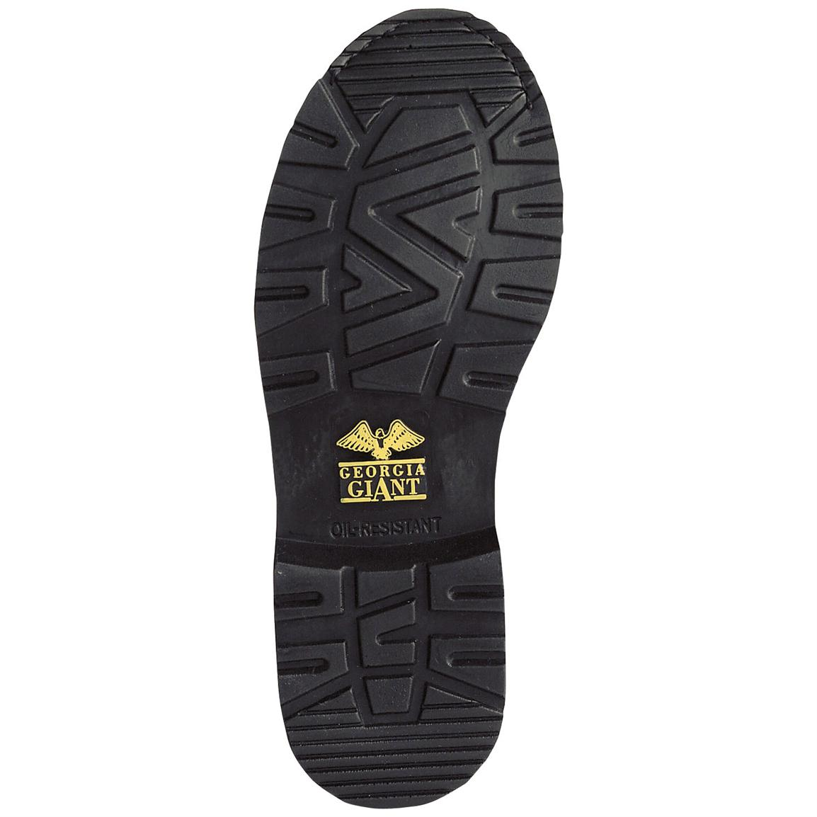 Oil-resistant crepe wedge outsole is lightweight and