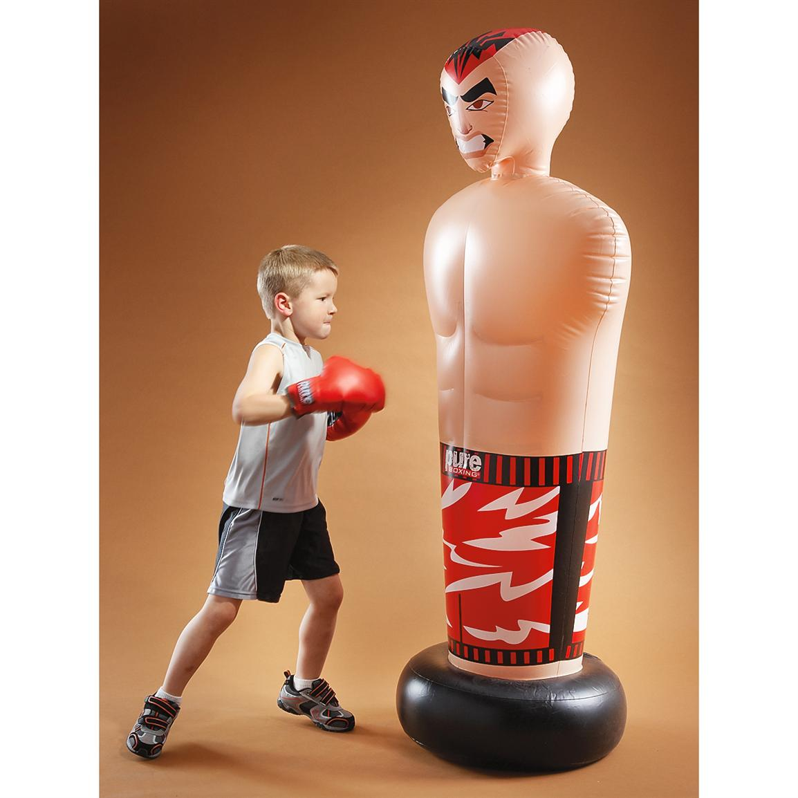 Pure Boxing® Workout Trainer with Gloves